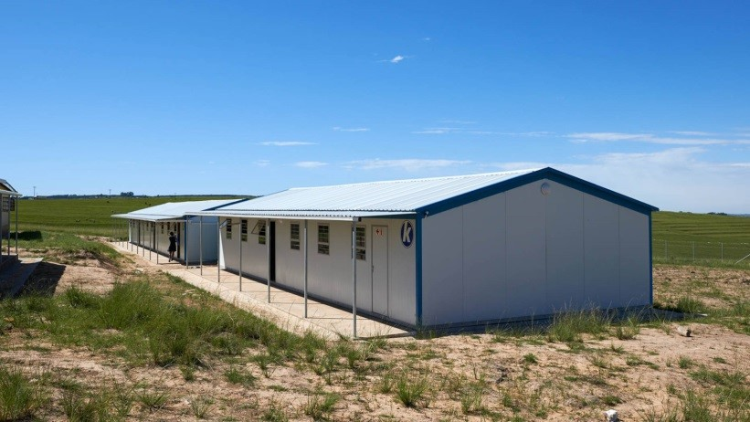 Kwikspace is a leading manufacturer of modular buildings in South Africa.
