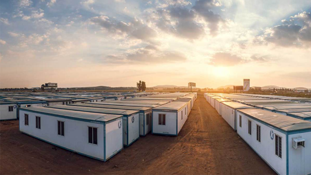 Prefabs – or prefab homes are used for industrial and residential applications.
