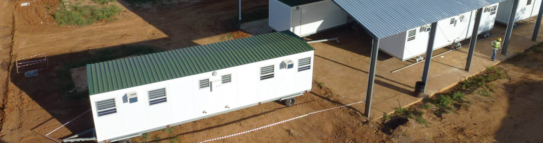 Single-wide mobile office for sale in south africa.