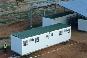 Mobile office trailers to rent are ideal for in plant modular office buildings in any configuration. They are prefabricated site offices to meet client spec.