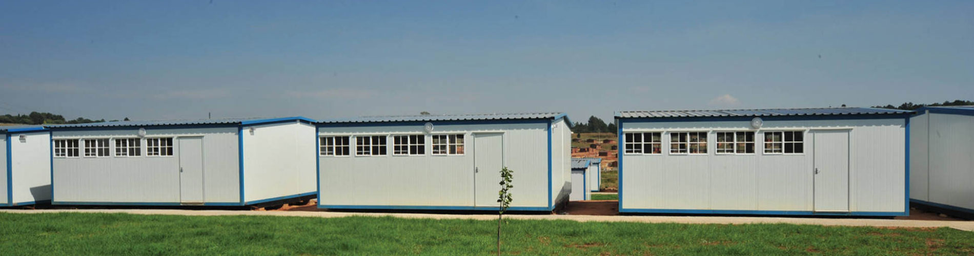 Double-wide mobile office to rent in south africa.