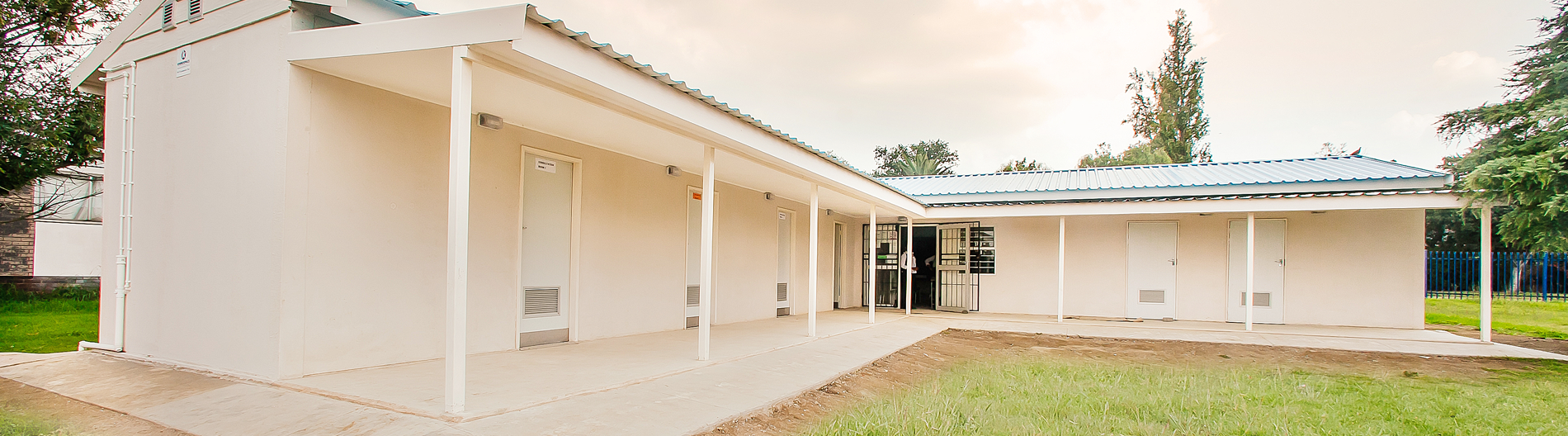 Prefabricated buildings are also known as prefabs.