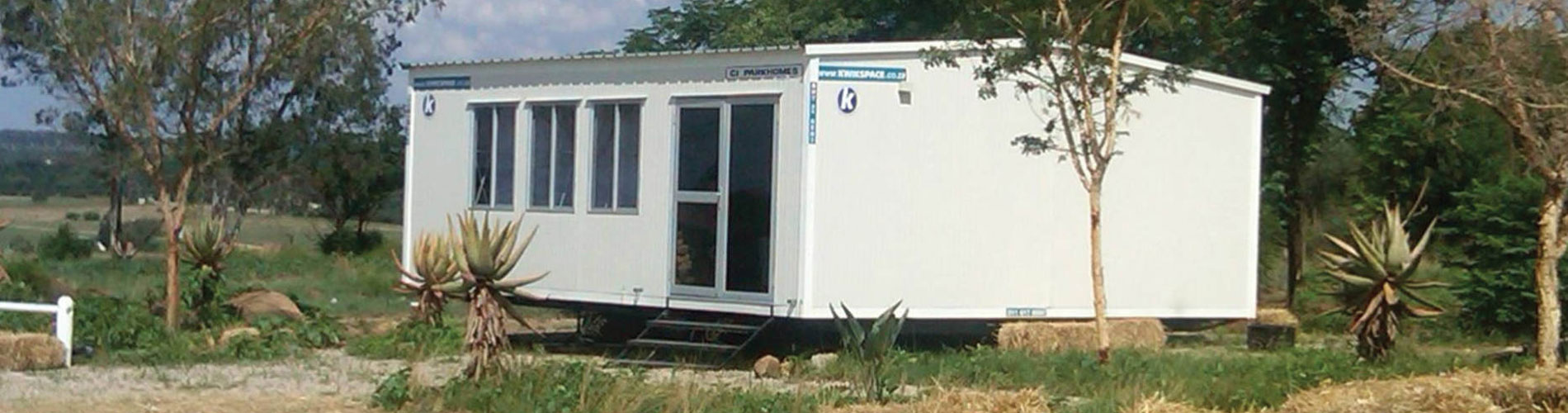 From our South African manufacturing facility, we manufacture cost effective mobile classrooms. We also help with mobile library solutions