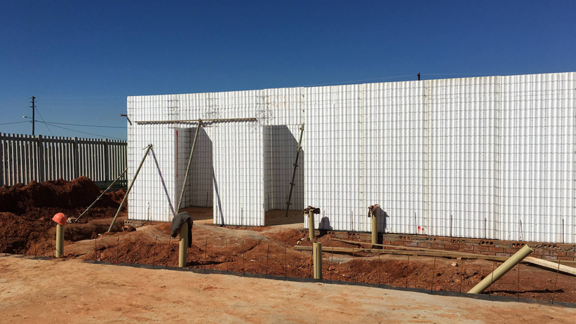 Safety in our prefabricated structures are top of mind.